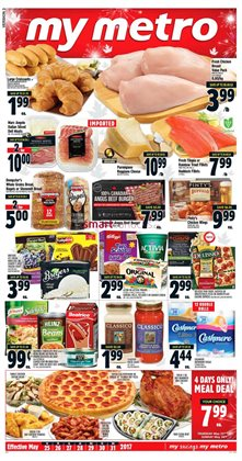 Grocery offers in the Metro catalogue in London