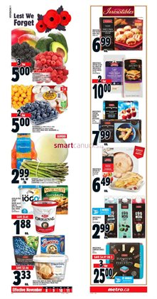 Grocery offers in the Metro catalogue in Bolton