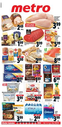 Grocery offers in the Metro catalogue in Montreal ( Expires today )