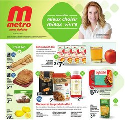 Grocery offers in the Metro catalogue ( Published today )