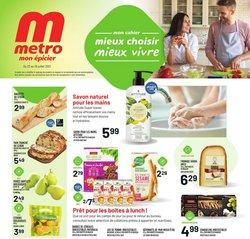 Metro deals in the Metro catalogue ( 3 days left)