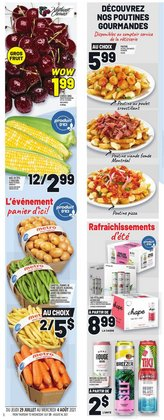 Grocery deals in the Metro catalogue ( Expires tomorrow)