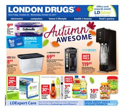 London Drugs deals in the Calgary flyer