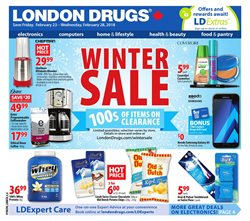 Pharmacy & Beauty offers in the London Drugs catalogue in Vancouver