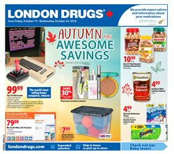 London Drugs deals in the Vancouver flyer