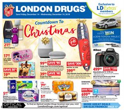 Pharmacy & Beauty offers in the London Drugs catalogue in Regina