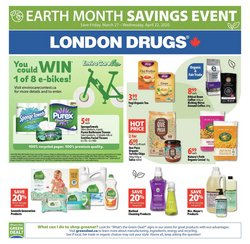 Pharmacy & Beauty offers in the London Drugs catalogue in Edmonton ( 20 days left )