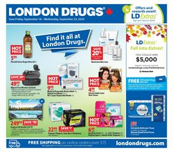 London Drugs catalogue ( Expires today )