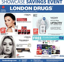 London Drugs catalogue ( 3 days ago )