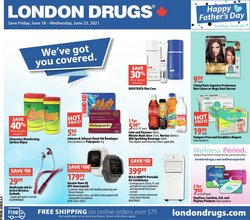 Pharmacy & Beauty deals in the London Drugs catalogue ( Expires today)