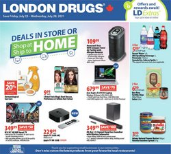 Pharmacy & Beauty deals in the London Drugs catalogue ( 1 day ago)
