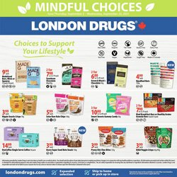 London Drugs deals in the London Drugs catalogue ( 5 days left)