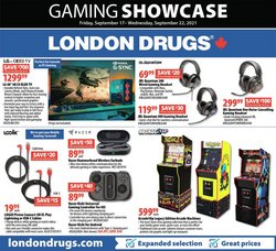 London Drugs deals in the London Drugs catalogue ( Published today)