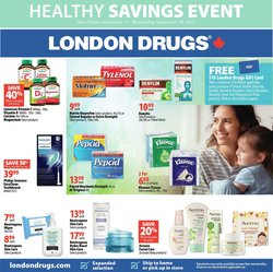 London Drugs deals in the London Drugs catalogue ( Expires tomorrow)