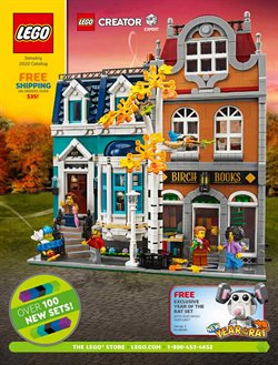 Lego deals in the Toronto flyer