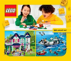Kids, Toys & Babies offers in the Lego catalogue ( More than a month )