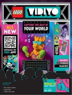 Kids, Toys & Babies deals in the Lego catalogue ( 14 days left)