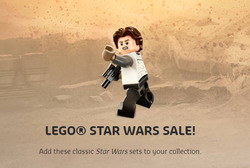 Lego deals in the Toronto flyer