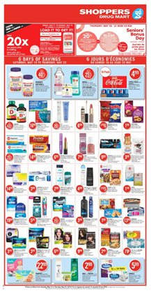 Shoppers Drug Mart deals in the Salaberry-de-Valleyfield flyer