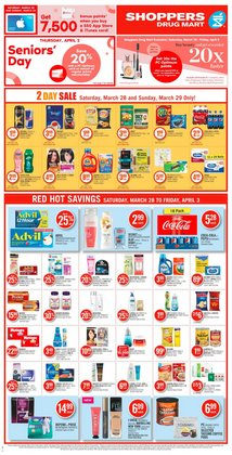 Shoppers Drug Mart catalogue ( 3 days left )