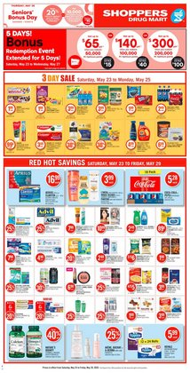 Shoppers Drug Mart catalogue in Gatineau ( Expires today )