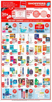 Shoppers Drug Mart catalogue in Kitchener ( Expires tomorrow )
