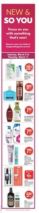 Shoppers Drug Mart catalogue ( Published today )