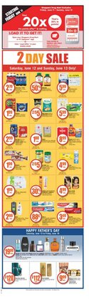 Grocery deals in the Shoppers Drug Mart catalogue ( 1 day ago)