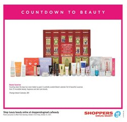 Pharmacy & Beauty deals in the Shoppers Drug Mart catalogue ( 4 days left)