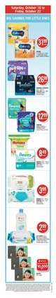 Kids, Toys & Babies deals in the Shoppers Drug Mart catalogue ( 2 days left)