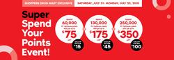 Shoppers Drug Mart deals in the Vancouver flyer