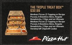 Pizza Hut deals in the Toronto flyer