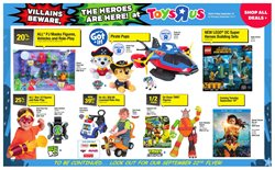Toys R us deals in the Gatineau flyer