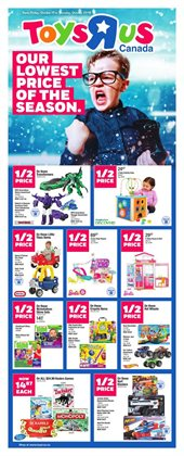Kids, Toys & Babies offers in the Toys R us catalogue in Kanata