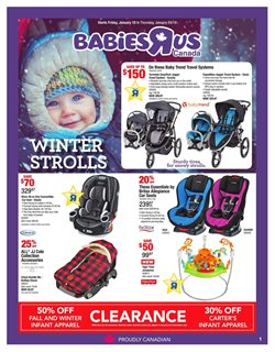 Kids, Toys & Babies offers in the Toys R us catalogue in Salaberry-de-Valleyfield