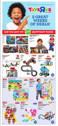 Kids, Toys & Babies offers in the Toys R us catalogue in Toronto ( 9 days left )