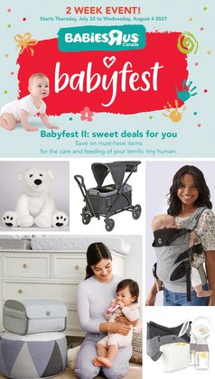 Kids, Toys & Babies deals in the Toys R us catalogue ( 10 days left)