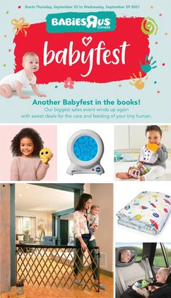 Kids, Toys & Babies deals in the Toys R us catalogue ( Expires tomorrow)