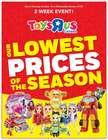 Toys R us catalogue ( 9 days left )