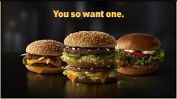 Restaurants offers in the McDonald's catalogue in Toronto
