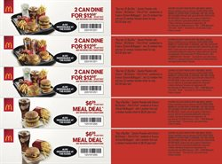 Restaurants offers in the McDonald's catalogue in Toronto ( 11 days left )