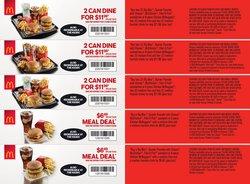 McDonald's catalogue ( Expired )