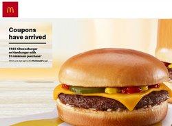 McDonald's catalogue ( Expires tomorrow )