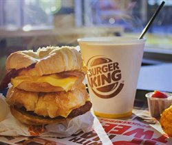Restaurants offers in the Burger King catalogue in Toronto