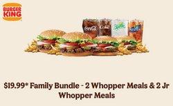 Burger King catalogue ( 10 days left )