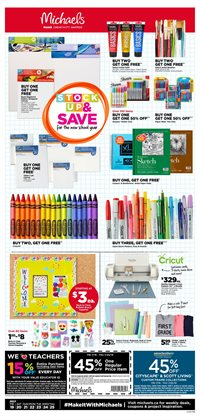 Home & Furniture offers in the Michaels catalogue in Toronto