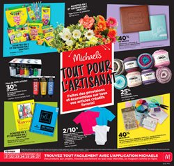 Michaels catalogue ( 1 day ago )