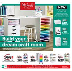 Home & Furniture offers in the Michaels catalogue in Montreal ( 2 days ago )