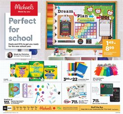 Home & Furniture offers in the Michaels catalogue ( Expires today )