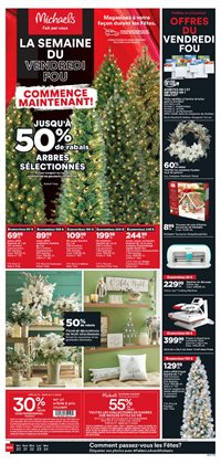 Michaels catalogue ( Expires today )